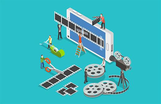 Productora de video digital