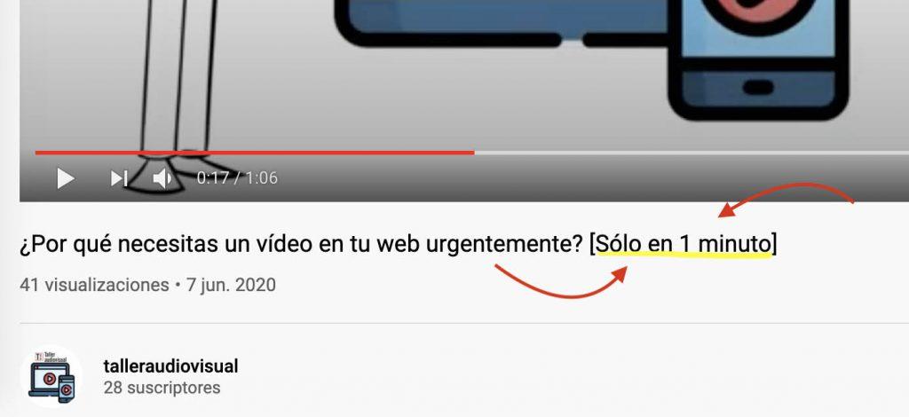 Aumenta la tasa de clicks para posicionar tu vídeo en YouTube